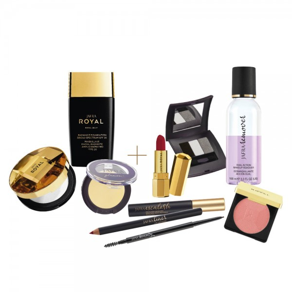 Make-up Set Deluxe & Pinsel