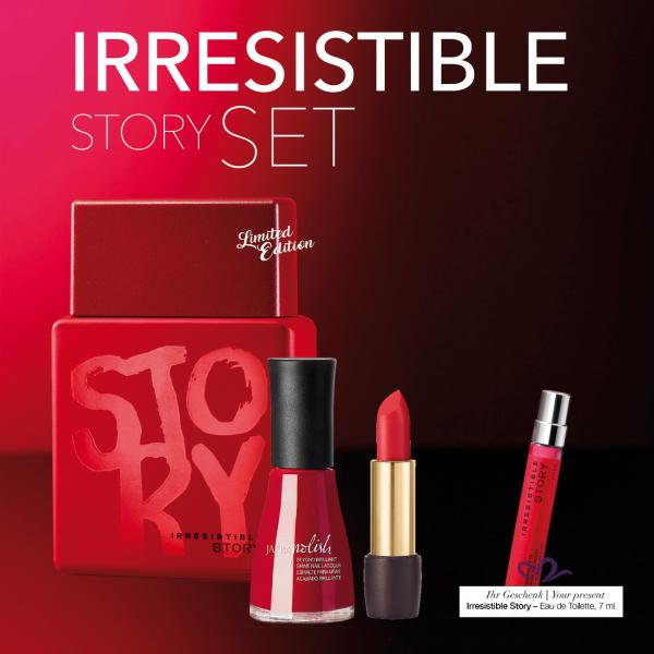 Irresistible Story Set