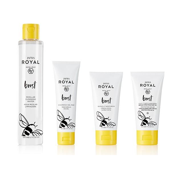 BOOST Set Trockene / Empfindliche Haut