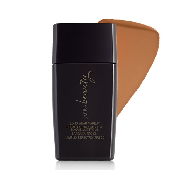 Langanhaltendes Make-up Bronze