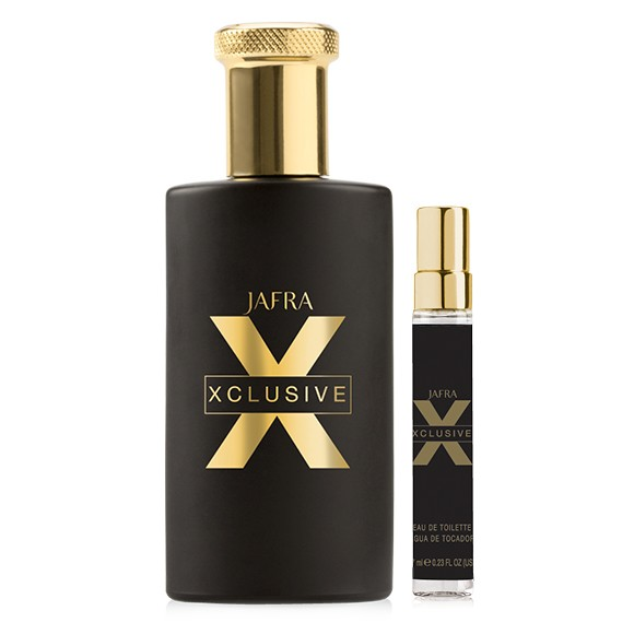 Xclusive for men EdT & Taschenzerstäuber