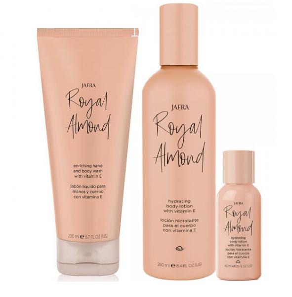 Royal Almond Body Set & Mini
