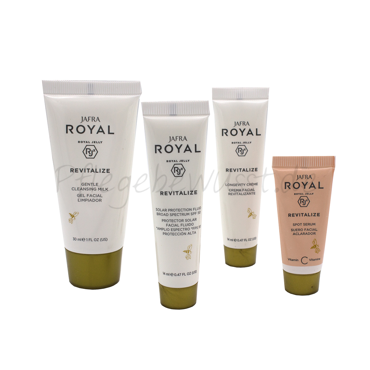 Jafra Reisegren Set Royal Revitalize Online Kaufen Jelly Vorschau