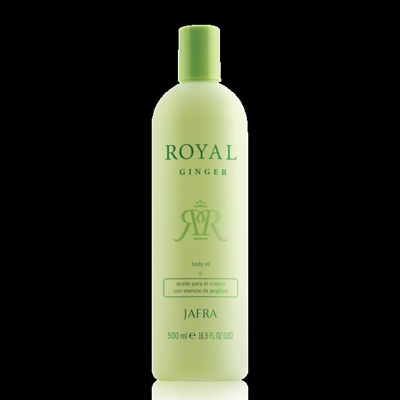 Royal Ginger Körperöl
