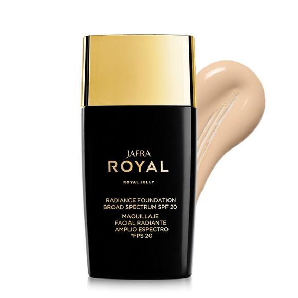 Make-up für strahlenden Teint Nude