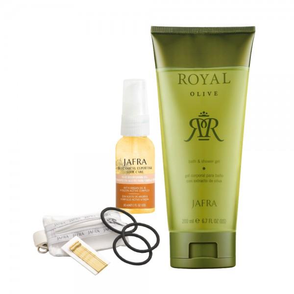 Dusch- und Haarpflegeset