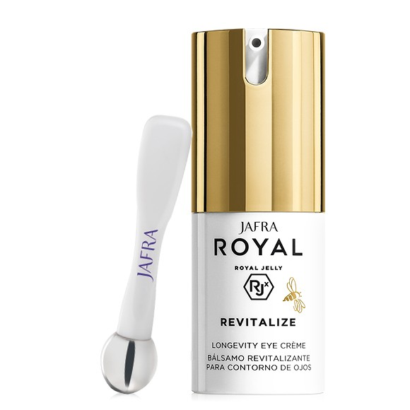 ROYAL Revitalize Vitalisierende Augenpflege & Spatel