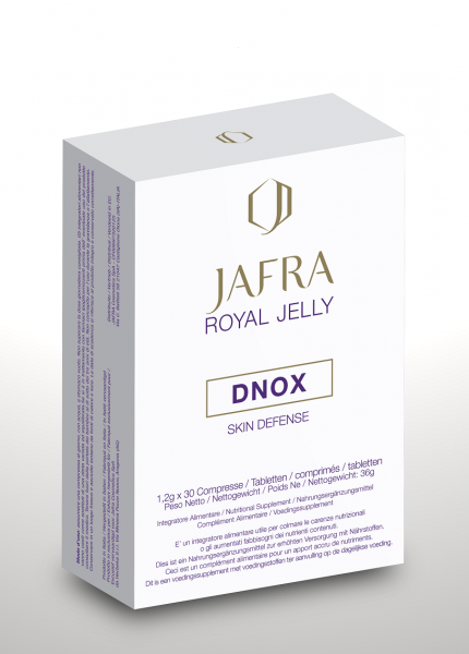DNOX Nahrungsergänzung mit Antioxidantien