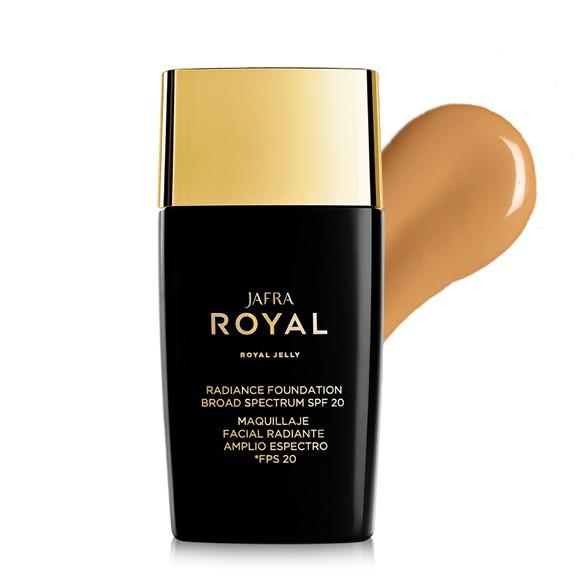 Make-up für strahlenden Teint Spice