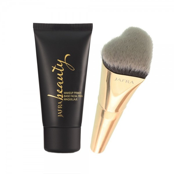 Make-up Grundierung & Love Foundation Brush