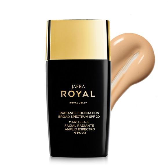 Make-up für strahlenden Teint Natural