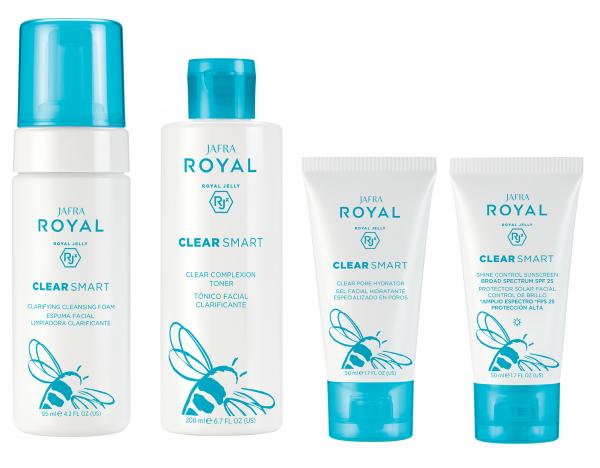 Royal Clear Smart Set & Geschenk