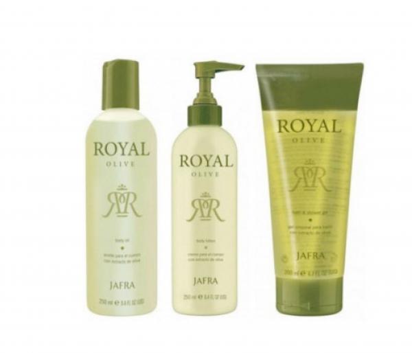 Royal Olive Winter Set