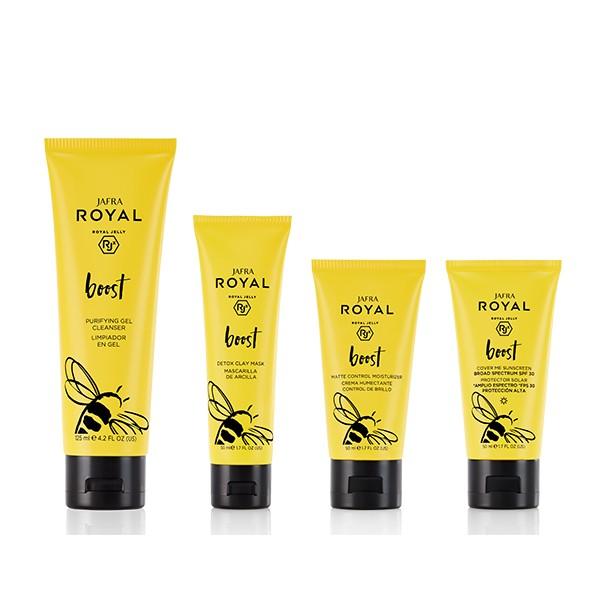BOOST Set Normale/ Misch- / Ölige Haut