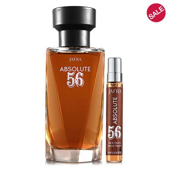 Absolute 56 EdT & Taschenzerstäuber