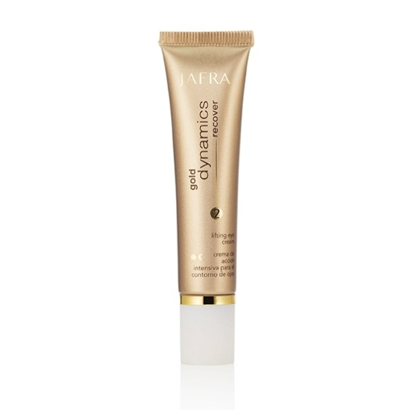 Gold Augencreme mit Lifting-Effekt