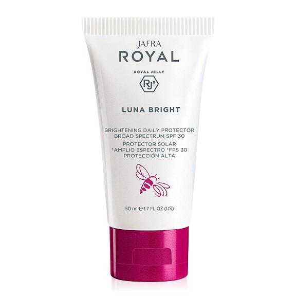 Luna Bright Sonnenschutzcreme SPF 30 für strahlende Haut